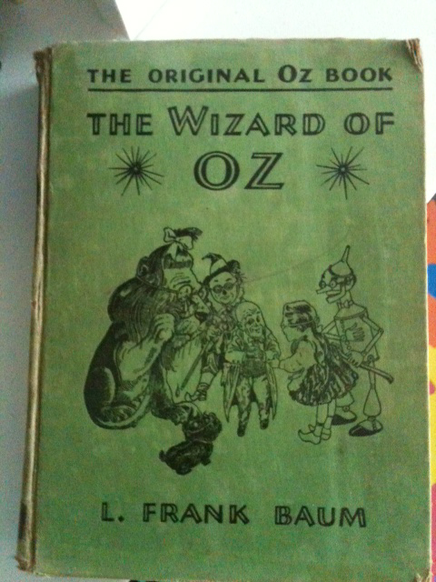 The New Wizard of Oz (2/5)