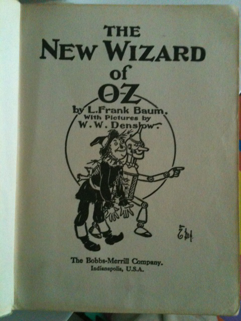 The New Wizard of Oz (3/5)