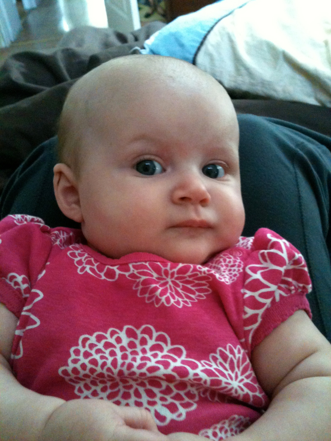 Skeptical gal