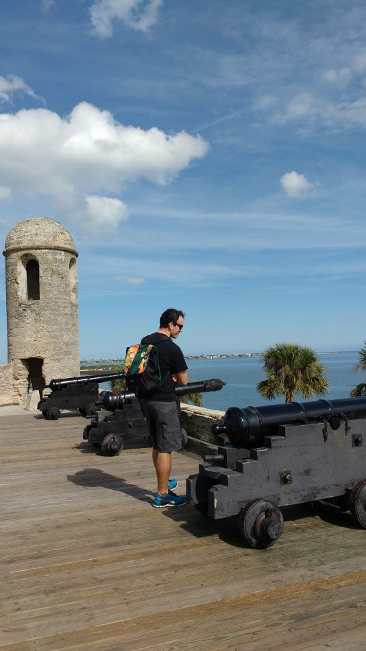 Cannons and such